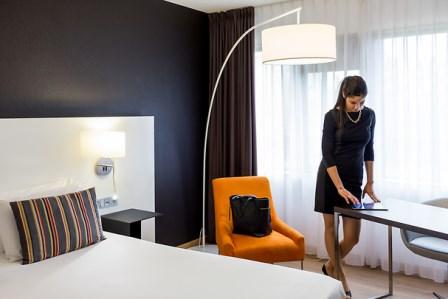 2 Persoonsbed Modern.Yet Netherlands Hotel